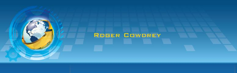Roger Cowdrey - Thoughts on Entrepreneurship